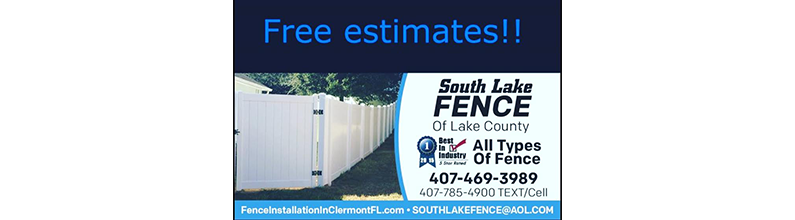 Fence Repair | South Lake Fence Of Lake County | Clermont, FL | (407) 469-3989